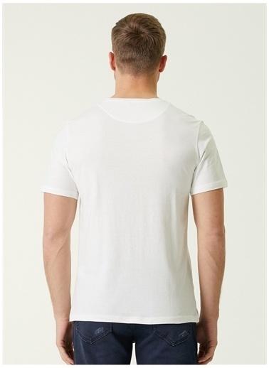NetWork Network T-Shirt Beyaz